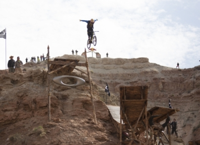 Forces of Nature: Recounting the 2013 RedBull Rampage