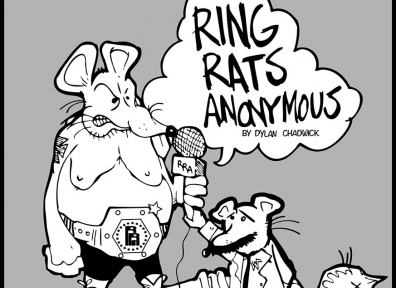 Ring Rats Anonymous: UCW-Zero TV Taping @ UCW Arena 11.16