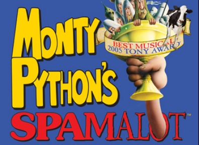 Spamalot! @ The Egyptian Theatre 11.29