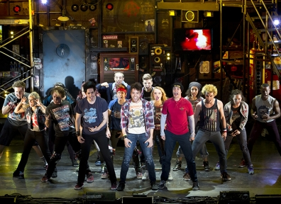 Green Day's American Idiot @ Kingsbury Hall 12.03