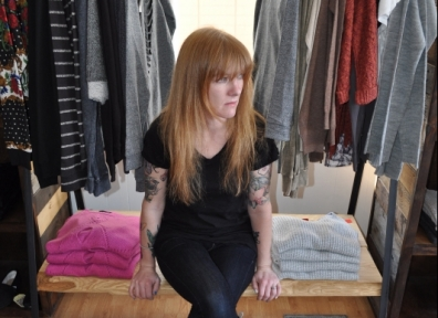 SLUG Style: Helen Wade-Joice of The Stockist