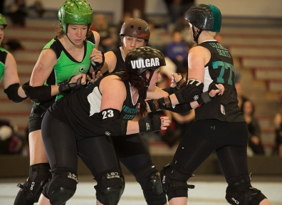 Annie, Get Your Skates: JCRD Saddle Up for the Wild West Showdown 03.01