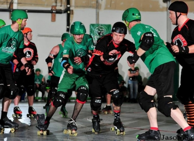 March Mayhem: Uinta Madness vs Capital City Skull Crushers and the Continued Battle of the Quad 03.08