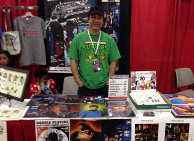 FanX 2014: Day One At Salt Lake Comic Con