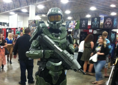 FanX 2014: Day Two–A Little Bit Louder Now