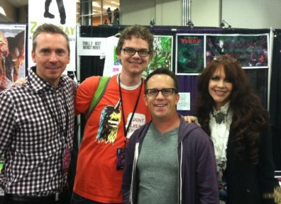 FanX 2014: Nilbog is Goblin Spelled Backwards — Darren Ewing, Deborah Reed, Jason Steadman on Troll 2