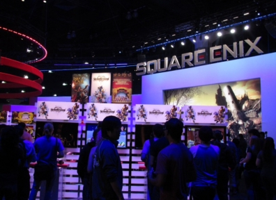 E3 2014: Square Enix, Natsume, Sega and Nintendo