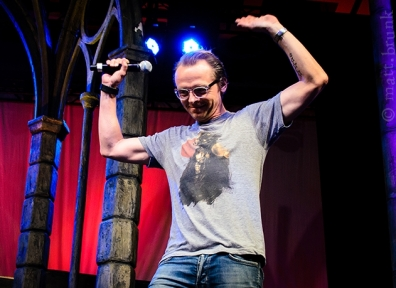 FantastyCon 2014: Simon Pegg, Mark Sheppard, Cosplay & Awards