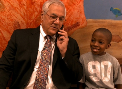 Damn These Heels Film Festival: Compared to What? The Improbable Journey of Barney Frank