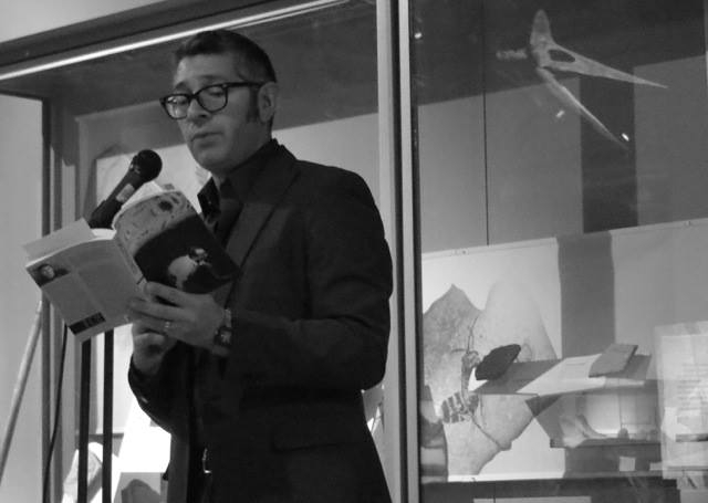 Michael Mejia reads Forgetfulness
