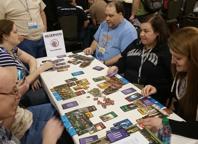 SaltCon 2015: 7 Wonders