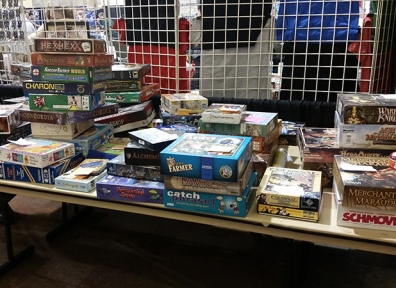 SaltCon 2015: Game Swap and Flea Market