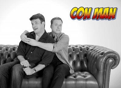 Uncancellable: Alan Tudyk and Nathan Fillion's Con Man