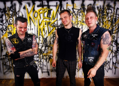 Grabbing the Kat by the Tail: Koffin Kats Interview