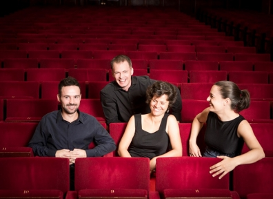 A Night of Reverence with the Elias String Quartet