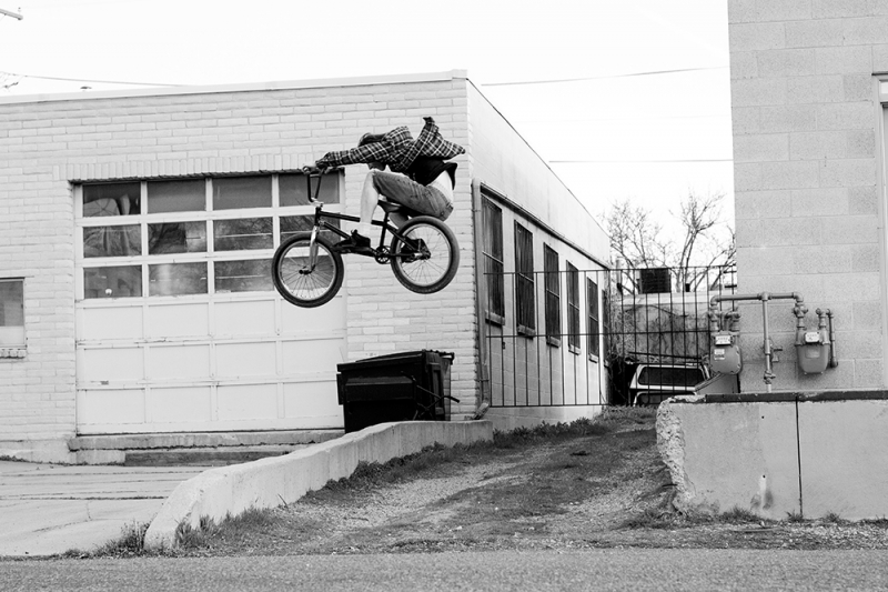 Logan Baker – Gap from the Loading Dock to the Driveway – SLC, Utah