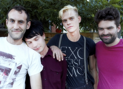 Viet Cong @ Kilby Court 03.25 with What Moon Things, Andy Shauf