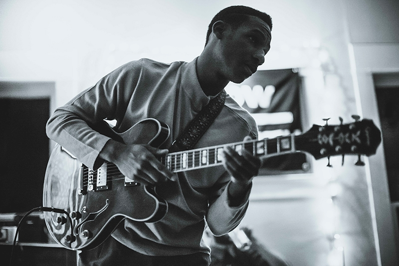 Leon Bridges will be playing at The Depot with Lord Huron on April 20.