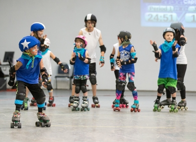 Wasatch Roller Derby: Junior Rollers