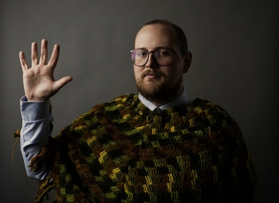 Dan Deacon @ Urban Lounge 05.10 with Prince Rama, Ben O'Brien