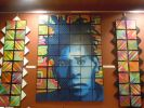 George's work hangs at Whole Foods - Trolley Square through January 31st.