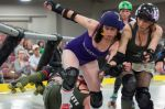 SCDG Bomber Babes vs. Death Dealers. Photo: Shooter