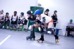 Wasatch Roller Derby Picnic Scrimmage featuring teams and leagues from all over the state. Photo: O'Durgy