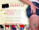 Who Likes Short Shorts? Film Festival runs June 1-2 this year at the Post Theater.