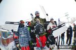 Skiers were awarded some amazing prizes, along with entry into the finals at Mammoth.