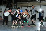 Bonecrushers vs. Vendolls. Photo: Jason Santti