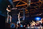 SLC proves they know all the lyrics Killswitch Engage can throw at them. Photo: Megan Kennedy