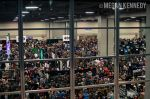 This is one tiny window of the enormous convention center floor. Yeah, Salt Lake knows how to Con. Photo: Megan Kennedy