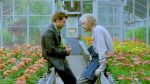 Still of Jeremy Irons and Bradley Cooper in The Words