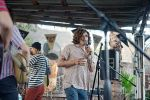 Brooks Nielsen (vocalist of The Growlers), is professional multitasker �