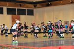 Skaters learn new techniques at one of the MVP classes at RollerCon 2012. Photo: Jason Santti