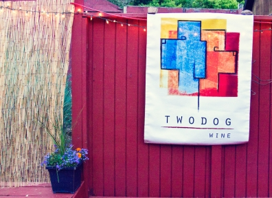 Two Dog Wine Tasting Party @ Sun & Moon Cafe 06.21