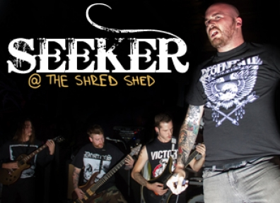 Seeker @ The Shred Shed 09.22