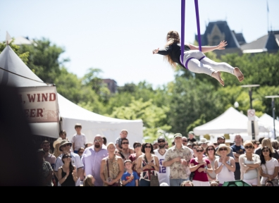 2014 Utah Art Festval: Sunday 06.29 with Zodiac Empire, Watches, Son of Ian, The Green Leefs, Harper & Midwest Kind