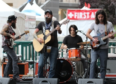 2014 Utah Arts Festival: Thursday 06.26 with with Candy's River House, Madsen & The Hustlers