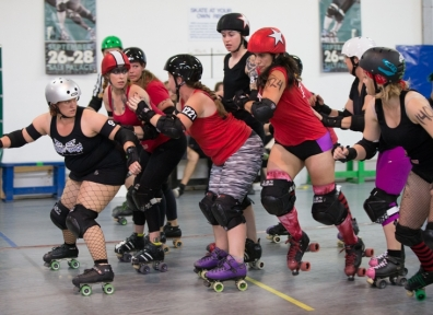 Red Rockettes 2015 Summer Bout