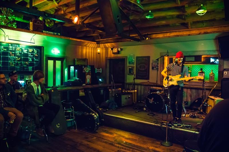 The Garage And Black Seau0027s Cole Devine Go Together Like A Needle And A  Thread.