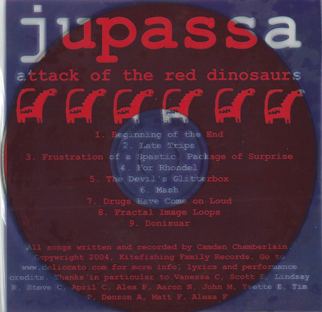 Local Review: Jupassa – Attack of the Red Dinosaurs