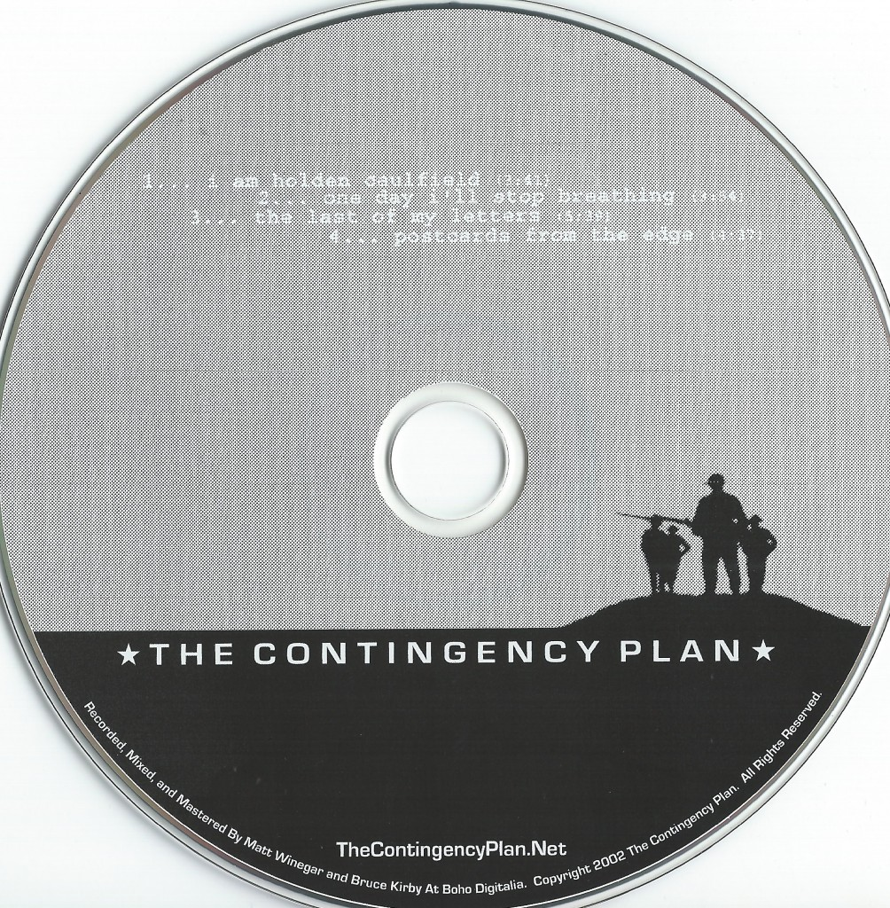 Local Review: The Contingency Plan – Self-titled demo (2002)