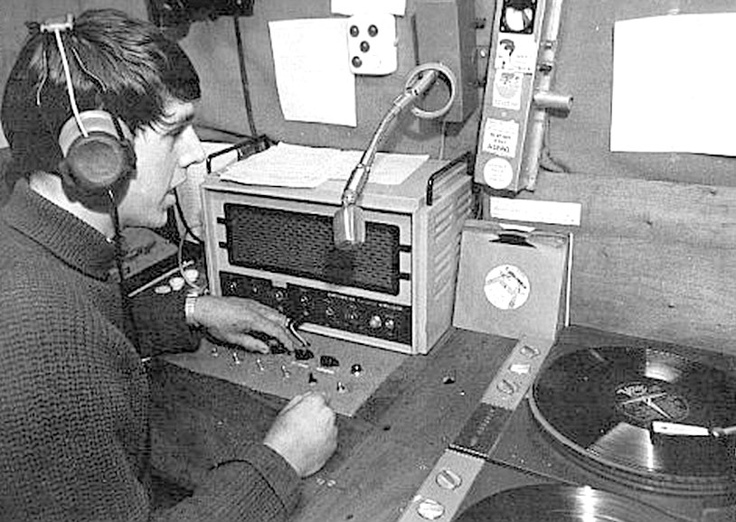 We Want the Airwaves Back: Pirate Radio Inspiration