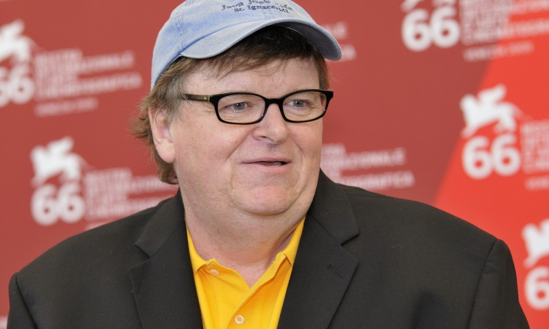 Yet More Moore: A Review of Michael Moore's UVSC Lecture Oct. 20, 2004