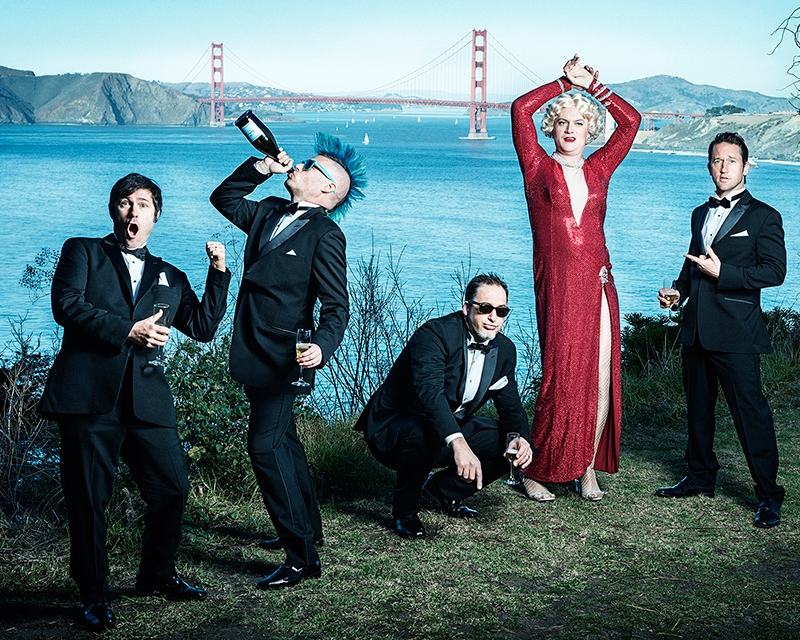 My Parents' Favorite Band and the Gimme Gimmes: Interview w/ Spike Slawson