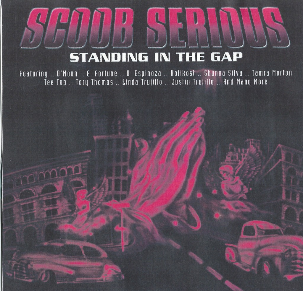 Local Review: Scoob Serious – Standing in the Gap