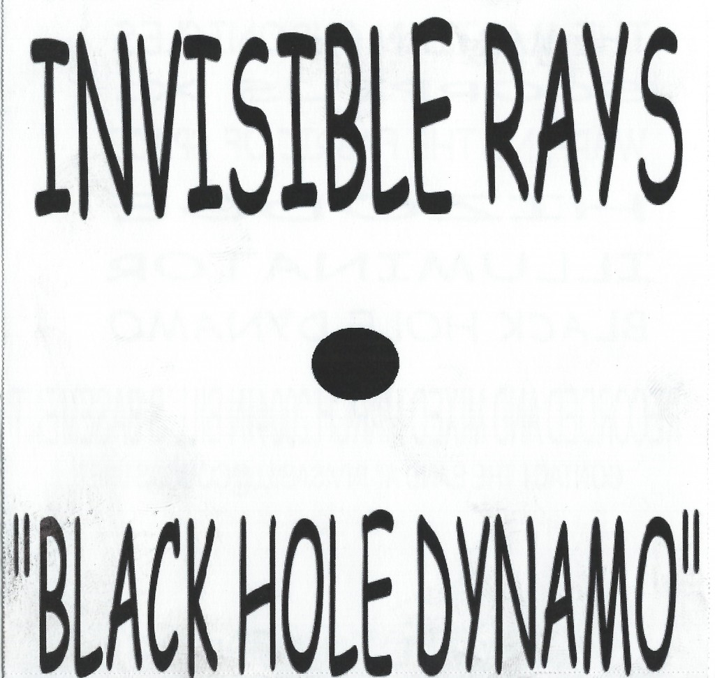 Local Review: Invisible Rays – Black Hole Dynamo