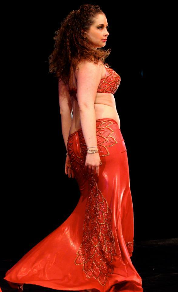 Bellydancing – February 2005