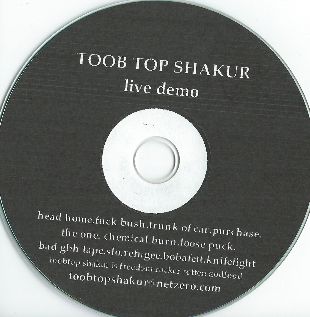 Local Review: Toob Top Shakur – Live Demo